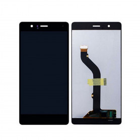 Ecran Lcd et vitre tactile Huawei Ascend P9 LITE Noir