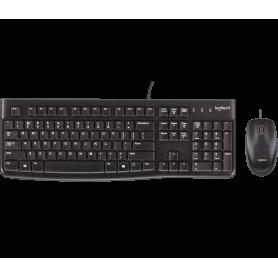 Pack Logitech Desktop MK120