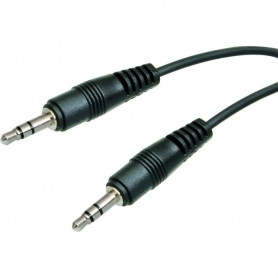 "Câble Audio Jack 3.5"" M/M"