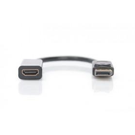 Câble adaptateur Digitus DisplayPort vers HDMI