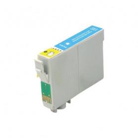 Cartouche compatible Epson T0795 CYAN CLAIR