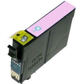 Cartouche compatible Epson T0806 MAGENTA CLAIR