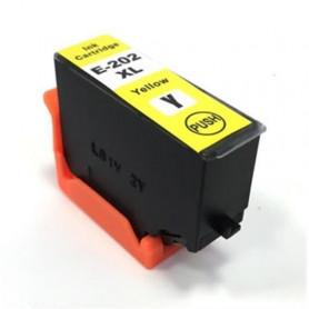 Cartouche compatible Epson 202 XL JAUNE