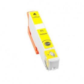 Cartouche compatible Epson T3364 JAUNE