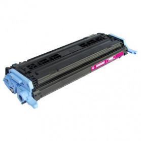 Toner laser remanufacturé HP Q6003A MAGENTA