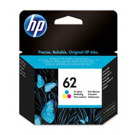 HP 62 cartouche d'encre trois couleurs originale