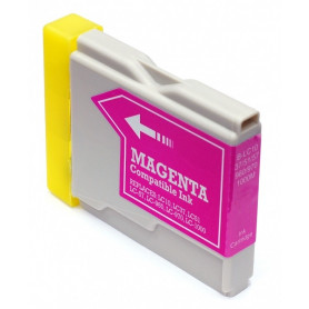Cartouche compatible Brother LC1000-970 MAGENTA