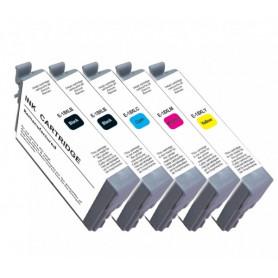 Pack de 5 cartouches compatibles Epson T1815