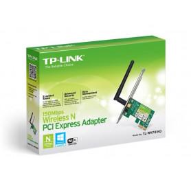 Carte Réseau PCI-Express WIFI TP-Link TL-WN781N (150N)