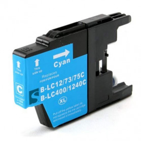 Cartouche compatible Brother LC1240 CYAN