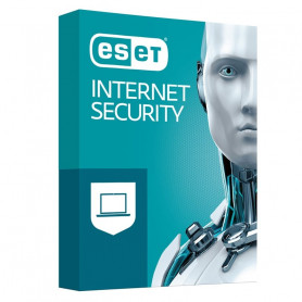 ESET Internet Security 3 PC 1 an