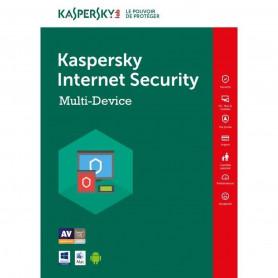 Kaspersky Internet Security 5 PC 1 an Renouvellement