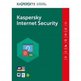 Kaspersky Internet Security 1 PC 1 an Renouvellement