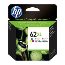 HP 62XL cartouche d'encre trois couleurs originale