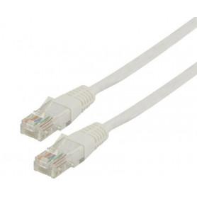 Câble/Cordon réseau RJ45 Catégorie 6 FTP (F/UTP) Droit...