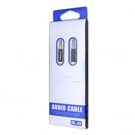 "Câble Audio Jack 3.5"" M/M POWERSTAR 1 Metre"