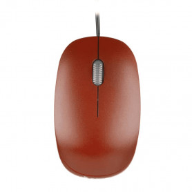 Souris filaire NGS Flame (ROUGE)