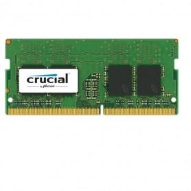 Barrette mémoire RAM DDR4 SODIMM 8192 Mo (8 Go) Crucial...