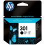 HP 301 cartouche d'encre noir originale