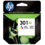 HP 301XL cartouche d'encre trois couleurs originale