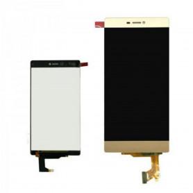 Ecran Lcd et vitre tactile Huawei Ascend P8 doré