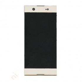 Ecran vitre tactile avec lcd Sony Xperia XA1 BLANC
