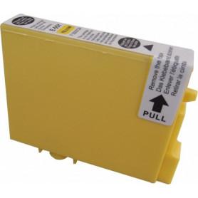 Cartouche compatible Epson T0554 JAUNE