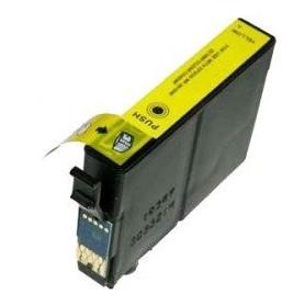 Cartouche compatible Epson T0804 JAUNE