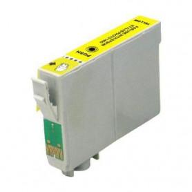 Cartouche compatible Epson T1294 JAUNE