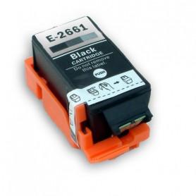 Cartouche compatible Epson 0266 NOIR