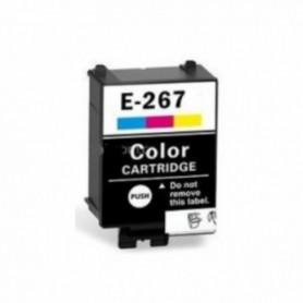 Cartouche compatible Epson 0267 COULEUR