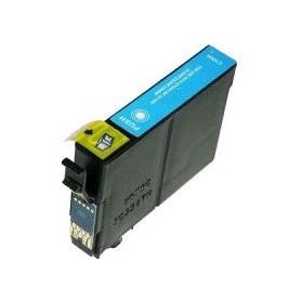 Cartouche compatible Epson T0802 CYAN
