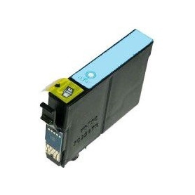 Cartouche compatible Epson T2435 CYAN CLAIR