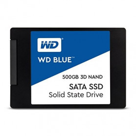 Disque Dur SSD Western Digital Blue 500 Go S-ATA