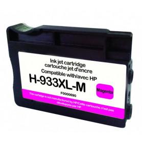 Cartouche remanufacturée HP 933 XL MAGENTA UPRINT