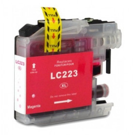 Cartouche compatible Brother LC223 MAGENTA