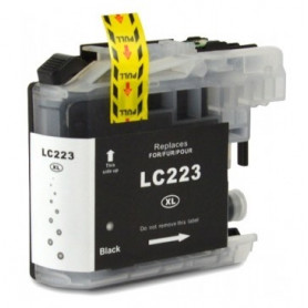 Cartouche compatible Brother LC223 NOIR