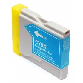 Cartouche compatible Brother LC1000-970 CYAN