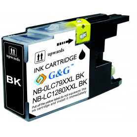 Cartouche compatible Brother LC1280 NOIR