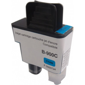 Cartouche compatible Brother LC900 CYAN UPRINT