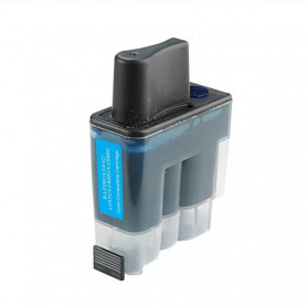 Cartouche compatible Brother LC900 CYAN INK CARTRIDGE