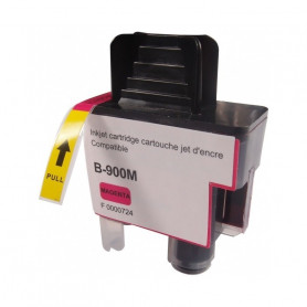 Cartouche compatible Brother LC900 MAGENTA UPRINT