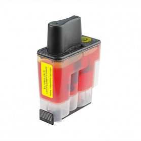 Cartouche compatible Brother LC900 JAUNE INK CARTRIDGE