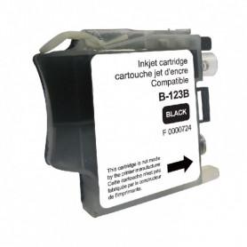 Cartouche compatible Brother LC123 NOIR