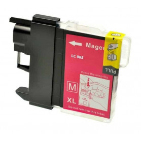 Cartouche compatible Brother LC985 MAGENTA