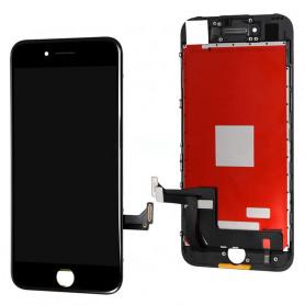 Ecran vitre tactile avec lcd Iphone 7 Noir