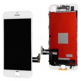 Ecran vitre tactile avec lcd Iphone 7 Blanc