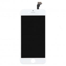 Ecran vitre tactile avec lcd Iphone 6 Plus Blanc
