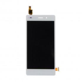 Ecran Lcd et vitre tactile Huawei Ascend P8 Lite Blanc