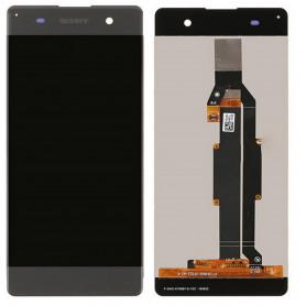 Ecran vitre tactile avec lcd Sony Xperia XA Noir